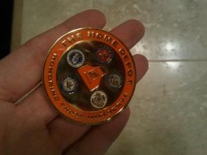 home depot coin